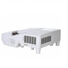 日电(NEC) NP-UM361X+投影仪办公教学会议室超短焦投影机 (不含安装 ) IT.364