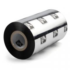 斑马(ZEBRA)原装全树脂碳带 热转印碳带 标签打印机碳带 色带 90mm*300m   HC.648