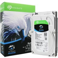 希捷(SEAGATE)酷鹰系列 4TB 5900转64M SATA3 监控级硬盘(ST4000VX007)      PJ.184