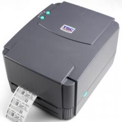 台半(TSC) 条码打印机 固定资产不干胶标签打印机TTP-243E Pro (203dpi)  DY.184