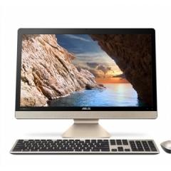 华硕(Asus)A6431-000243台式一体机 /I5-7200U/集成/4G/1TB/集成/21.5英寸/1920*1080/无光驱/Dos/三年质保 PC.1503