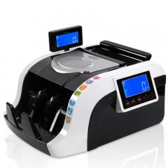 惠朗JBYD-HL-S500C点钞机新版双屏语音C类机 IT.378