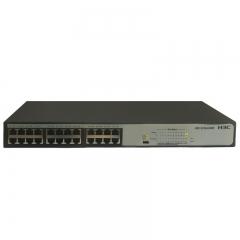 华三(H3C)S1224-PWR 24口全千兆无管理POE交换机  WL.176