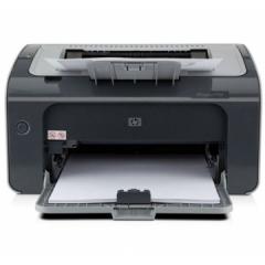 惠普(HP)LaserJet Pro P1106 激光打印机 A4打印 USB打印 小型商用打印 三年质保DY.187