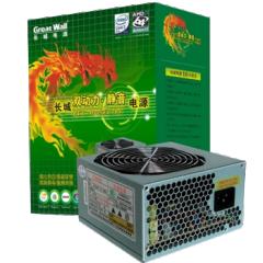 长城(Great Wall) 额定300W 双动力静音独立双路主机电脑电源 BTX-400SEL-P4     PJ .191