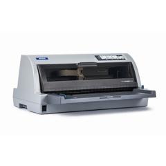 爱普生(EPSON)LQ-106KF 平推票据打印机 106列平推针式打印机 DY.192
