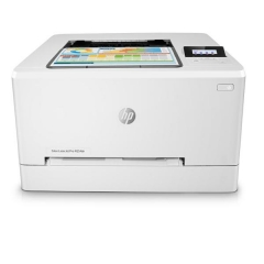 惠普(HP) Color LaserJet Pro M254dn 彩色激光打印机 双面 网络质保一年 DY.195