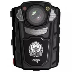爱国者(aigo)DSJ-R2 现场记录仪 红外夜视1080P便携加密激光定位录音录像拍照 DSJ-R2警版-64G ZX.245