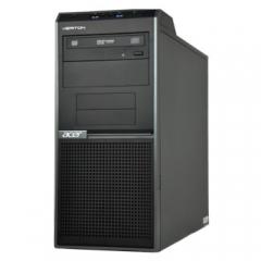 宏碁(acer)Veriton D430 6500台式计算机 /H110/4GB/1TB/集成/单主机/DOS/三年整机保修 PC.1512