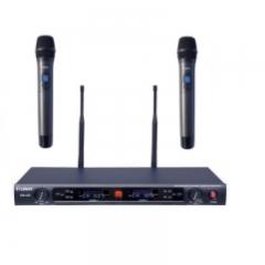 湖山演绎无线话筒DS-U5 一拖二  IT.162