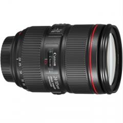 佳能(Canon) 单反镜头 EF 24-105mm f/4L IS II USM 标准变焦镜头 ZX.247