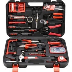 卡夫威尔 电讯工具箱 H13036A电子电工工具套装 56件套 JC.735