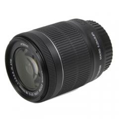 佳能(Canon) 变焦镜头/ 单反防抖镜头EF-S 18-55mm IS STM镜头 拆机版  ZX.248