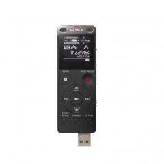 索尼(SONY)ICD-UX565F 数码录音棒 纤薄机身 8GB (黑) IT.407