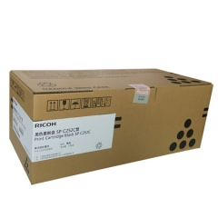 理光(Ricoh)SP C252C型黑色墨粉盒 适用SP C252SF/252DN   HC.690