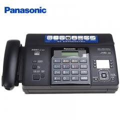 松下(Panasonic)KX-FT872CN 热敏纸复印传真机办公家用电话一体机中文显示(黑色) IT.414