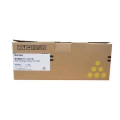 理光(Ricoh)SP C250C型黄色墨粉盒硒鼓 适用SP C250DN机型  HC.708