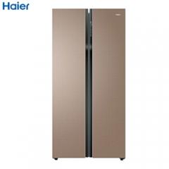 海尔(haier)BCD-615WDCZ 大容量对开门冰箱 风冷无霜 DQ.1235