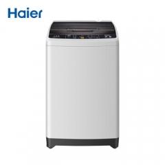 海尔(Haier) XQB80-KM12688 全自动波轮洗衣机8公斤多功能洗衣机 DQ.1241