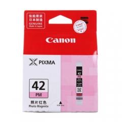 佳能 CLI-42 PM 墨盒 (适用PRO-100) 照片红色    HC.744