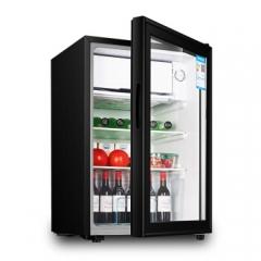 先科 BC-90 小冰柜家用单门迷你小型冰吧 71L DQ.1251