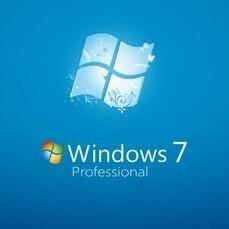 微软正版授权 WINDOWS7 64位 专业版操作系统 (五套起订)  RJ.018