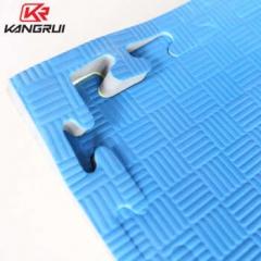 康瑞跆拳道垫训练比赛加厚地垫高密度防滑跆拳道道垫空翻爬行垫子 KT732-1(1m*1m*3cm)   TY.1167