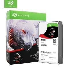希捷(SEAGATE)酷狼系列 10TB 7200转256M SATA3 网络存储(NAS)硬盘(ST10000VN0004)   PJ.226