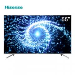 海信(Hisense) HZ55A65 55英寸超高清4K 人工智能液晶平面电视 DQ.1253