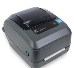 斑马 GX430T 桌面条码标签打印机 DY.204