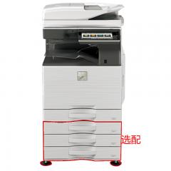 夏普(SHARP)MX-B5081D 黑白数码复合机 标配A3自动双面复印 双面网络打印 标配  FY.118