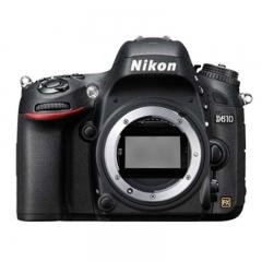 尼康(Nikon)数码单反相机 D610 单机身 不含镜头 ZX.255