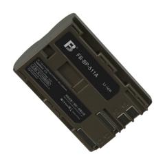 沣标(FB)FB-BP-511A相机电池For佳能单反相机 ZX.257