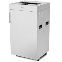 得力(deli)9909 大型碎纸机 75L大容量 60min长时间碎纸 触摸屏金属机身碎纸机  IT.452