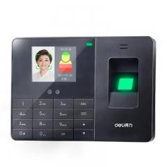 得力(deli) 3763人脸考勤机 指纹机 打卡机 签到机 人脸/指纹考勤机   IT.451
