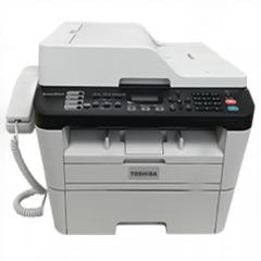 东芝(Toshiba)A4黑白激光多功能一体机 e-STUDIO302DNF(主机+听筒)(工厂型号:DP-3005) DY.032