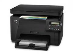 惠普(HP)M176n彩色激光多功能一体机 DY.206