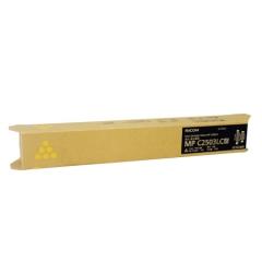 理光(Ricoh)MPC2503LC 黄色低容量碳粉盒 适用MP C2003SP/C2503SP/C2011SP/C2004SP/C2504SP/C2004exSP/C2504exSP   HC.788