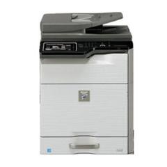 夏普 (SHARP) MX-B4621R A3 幅面黑白复印机 标配单纸盒+双面自动输稿器  FY.136