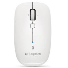 罗技(Logitech)M558多平台连接蓝牙无线鼠标白色  PJ.242