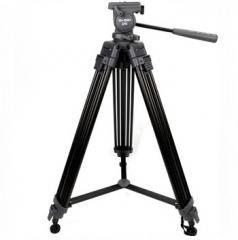 利拍 TH-650单反相机 摄像机佳能 尼康索尼三脚架 利拍 TH-650 三脚架 (含云台+手柄) ZX.220