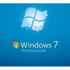 微软(Microsoft) 操作系统 WINDOWS7专业版  64位    RJ.018