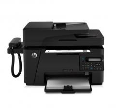 惠普(HP)LaserJet Pro MFP M128fp 黑白激光多功能一体机 DY.045