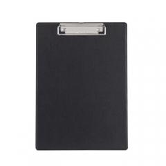 齐心(Comix) 板夹A4 文件夹 菜单夹 PP平板夹A7021黑色   XH.565