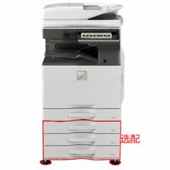 夏普(SHARP)MX-B6081D数码复合机 夏普复印机多功能打印一体机 标配(含双面自动输稿器) FY.156