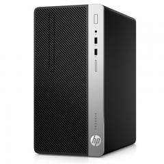 惠普(HP)HP ProDesk 400 G5 MT-N9013200059 /i5-8500/B360/4G/128G SSD+1TB(SATA)/集成/DVD刻录/DOS/三年原厂服务  PC.1757