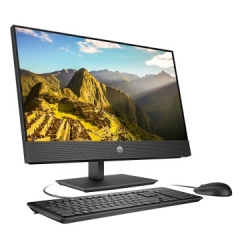 惠普(HP)HP ProOne 400 G4 23.8-in Non-Touch GPU AiO PC-N1011035059 /i5-8500T/Q370/4G/1TB/2G/DVD刻录/DOS/三年原厂服务   PC.1762