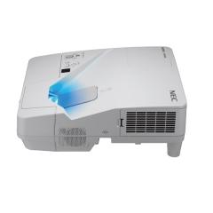 日电(NEC)超短焦投影仪NP-CU4200X (3600流明 XGA) 不含安装  IT.480