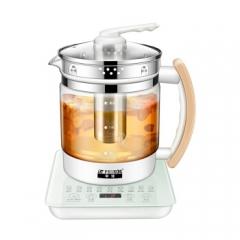 半球(Peskoe)KB885 养生壶 玻璃加厚电热水壶全自动多功能花茶壶智能暖奶器煮茶器  DQ.1279