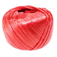 塑料撕裂绳 尼龙捆扎绳撕裂带 打包绳包装绳捆绑绳150g单只草球 JC.762